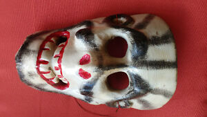Mexican Skull Dance Mask