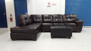 Excellent condition Allison Sectional from Ashley Free Delivery
