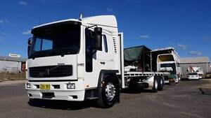 Volvo FL250 6x2 Traytop/Tabletop Truck. Low kms Inverell Inverell Area Preview