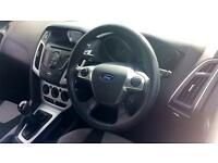 2012 Ford Focus 1.6 125 Zetec 5dr Manual Petrol Hatchback