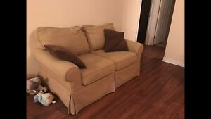 3 piece couch, love seat, chair and a half  St. John's Newfoundland image 2