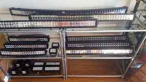 Brand New Cree LED Light Bars - Most Sizes Available London Ontario image 1