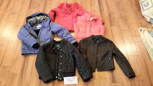 girls coats jackets clothing