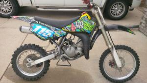 Dirt bike RM85