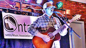 COUNTRY MUSIC CONTEST Local Qualifying Round Oct 28 in Welland