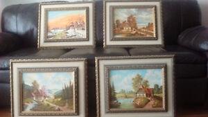 Paintings  painted by German artist