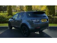 2018 Land Rover Discovery Sport 2.0 TD4 180 HSE Black 5dr Automatic Diesel 4x4