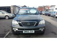 2005 Kia Sorento 2.5 CRDi Diesel XS Automatic From £4,195 + Retail Package 4x4 D