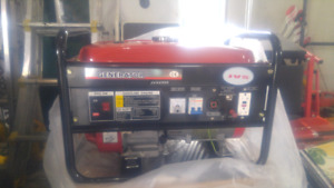 Brand new never used generator