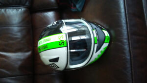 Speed and Strength  Motorcycle Helmet (Large)