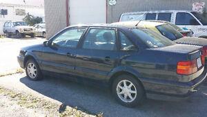1997 Volkswagen Passat Sedan
