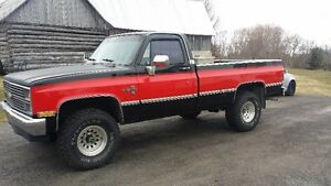 chev 4x4 in amazing condition