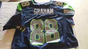 Seattle Seahawks Graham jersey