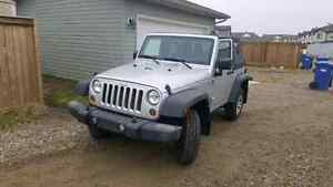 2011 Jeep Wrangler Sport 2 door