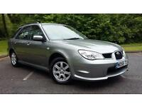 Subaru Impreza 1.5 ( 103bhp ) Sports Wagon R Cheap 4x4 Estate Car
