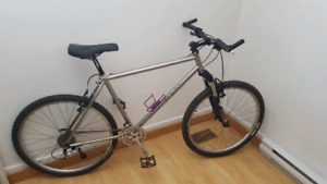High end Marin Team Issue - steel hardtail MTB