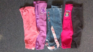 5 pairs of pants