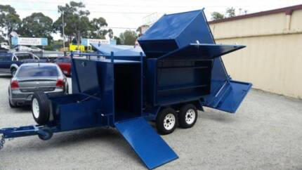 FROM $292 P/MONTH ON FINANCE* 8x5 MOWING/BUILDERS TIPPER 3 TONNES