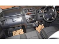 2011 MERCEDES BENZ VITO 113 CDI 2.1cc Crew Bus LWB 6 Seater AC Bluetooth