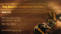 Tiny Beaches Handyman Services