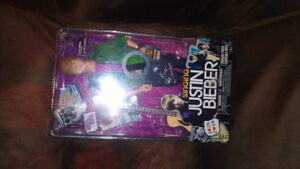 Special Edition Singing Justin Bieber Doll