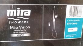Digital Mira vision shower