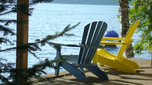 ►►SPECTACULAR LAKEFRONT COTTAGE----- FISH SWIM RELAX PLAY HERE◄◄