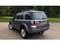 2013 Land Rover Freelander 2.2 SD4 HSE 5dr Automatic Diesel 4x4