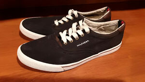 Casual Navy Blue Hilfiger Shoes 10.5