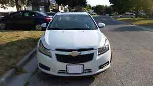 2012 Chevy Cruze LT with Sunroof