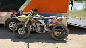 2007 RMZ 450 would like it sold this weekend