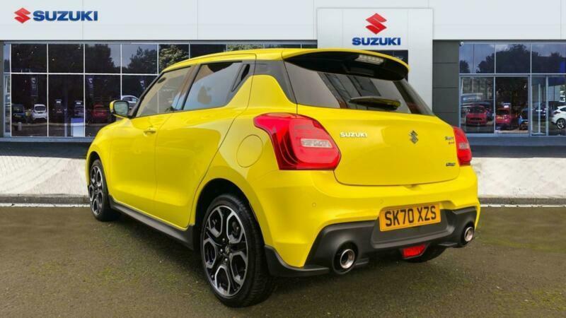 2020 Suzuki Swift 1.4 Boosterjet 48V Hybrid Sport 5dr Petrol Hatchback Hatchback