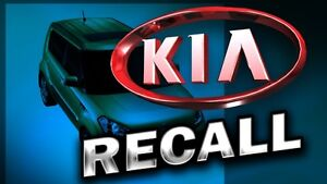 DANGER-KIA MAJOR RECALL