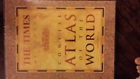 Atlas of the world - New in packing.