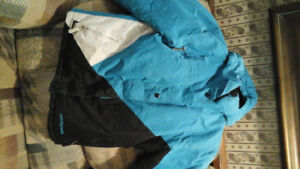 Girls 2pc Snow Suit