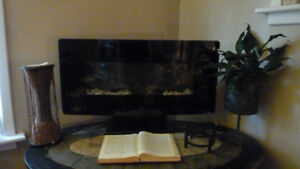 Electric Fireplace For Sale!