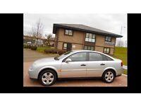 Vauxhall Vectra ENERGY, ONE Years MOT, 87000 Miles,