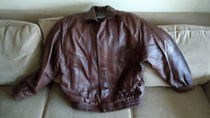Size 44 Brown Boutique of Leathers jacket