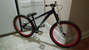 Norco 4hun with marzocchi bomber dj 1