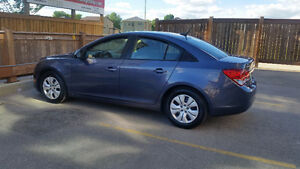 2014 Chevrolet Cruze 2LS (LOW MILEAGE!, Safetied)