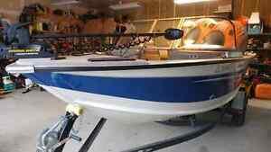 SALE PRICE 2010 Smokercraft ultima 172 fish/ ski boat package