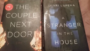 Best seller Books by author SharI Lapena
