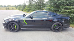 2012 Mustang With Roush Stage 3 Package