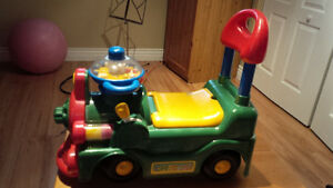 Chicco Play 'N Ride Train