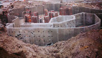 AME CONCRETE FORMING - FOUNDATION WALLS ALL TYPES - GTA