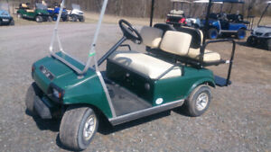 1998 Club Car DS Gas Golf Cart