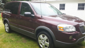 2010 Pontiac Montana , 7 Seater Ice cold AC,, clean E Tested