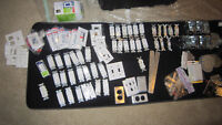 Miscellaneous  Electrical & Plumbing Parts