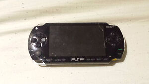 Sony PSP (No power) + Games for Sale
