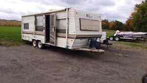 24' Terry Travel Trailer